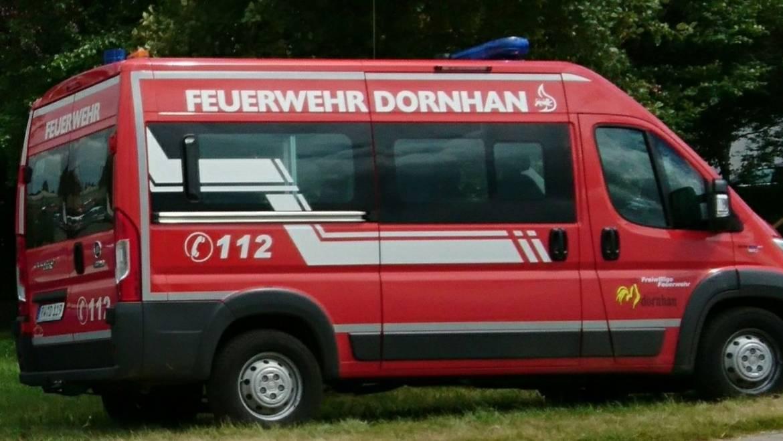H1 DLK Unterstützung des Rettungsdienstes