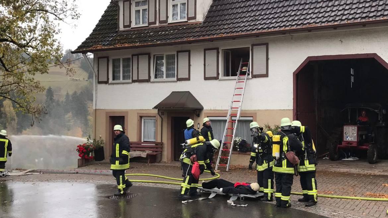 Hauptübung Abt. Leinstetten 2018