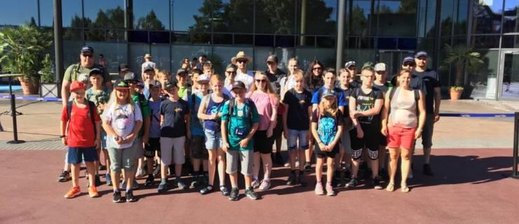 Unsere Jugendfeuerwehr besuchte den Europa-Park in Rust.
