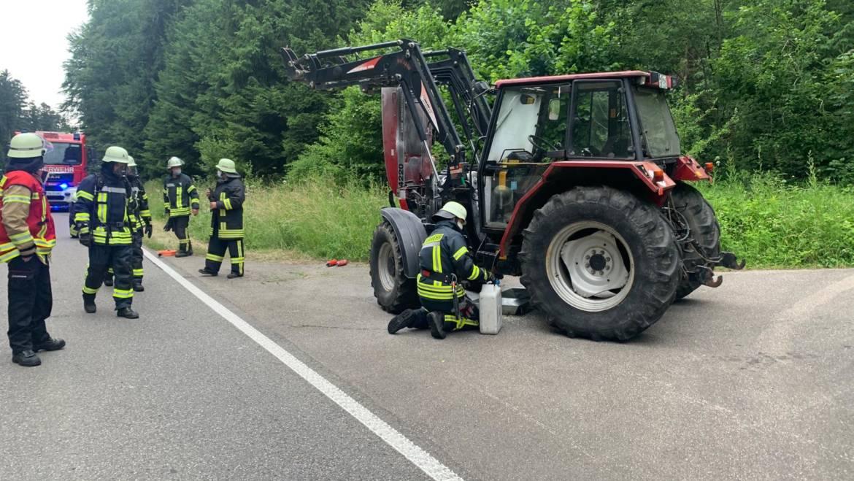 B LKW  Traktor groß