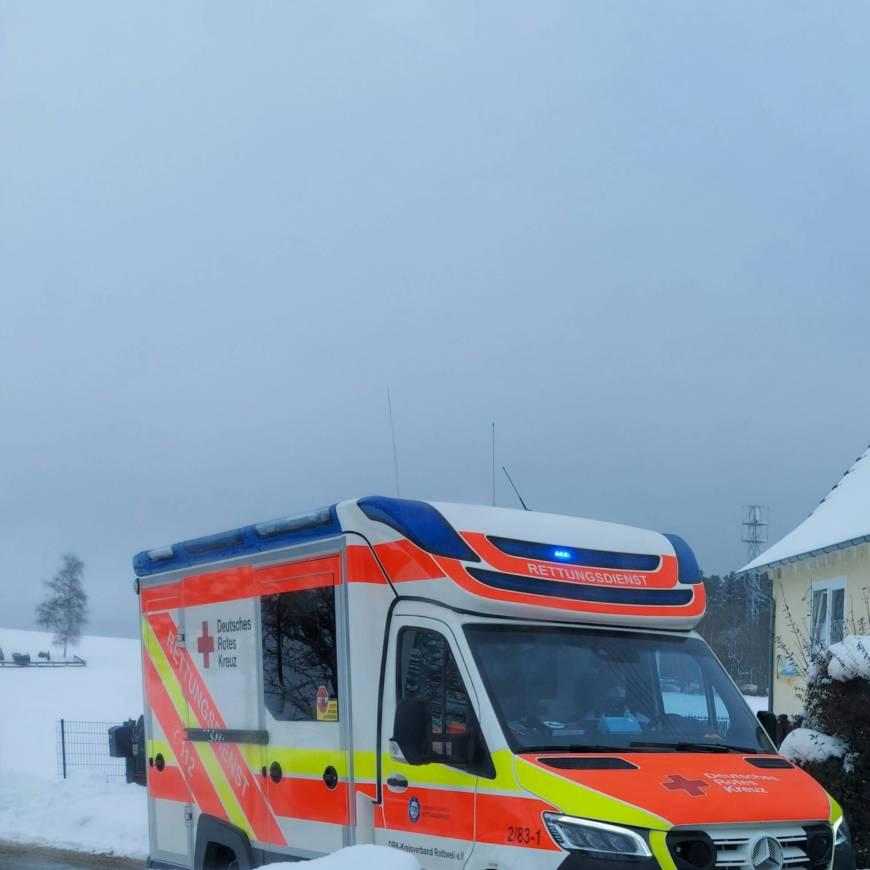 H1 Tragehilfe für den Rettungsdienst